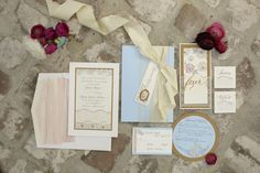 Runway to Reality Inspiration Shoot featuring Claire Pettibone's Ooh La La from Momental Designs