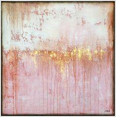 GEMÄLDE abstrakt STELLA HETTNER Bild ORIGINAL Kunst Leinwand MALEREI Acryl NEU abstract painting