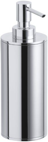 Kohler K14379CP Purist Countertop Soap Dispenser Polished Chrome * Read more reviews of the product by visiting the link on the image.