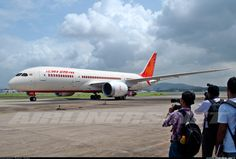 Air India VT-ANH Boeing 787-837 Dreamliner aircraft picture