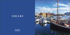 Svolvær, havn Lofoten, Cards, Maps