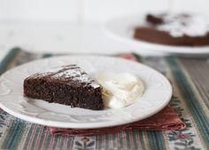 Чадейка - Черемуховый пирог с миндалем