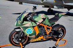#Swedish #Military #KTM #RC8 #motorcycle #LetsGetWordy