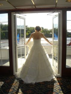 Weddings On The Water with Paradise Charter Cruises and the Minneapolis Queen Wedding Vendors, Wedding Ceremony, Reception, Weddings, Queens Wedding, Summer Flowers, One Shoulder Wedding Dress, Paradise, Wedding Planning