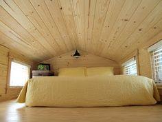 Ynez Tiny House : Lofty views