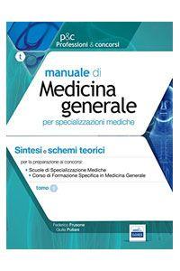 copertina di Manuale di Medicina Generale per specializzazioni mediche