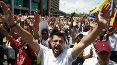 BBC News - Venezuela protests: Three killed in fresh unrest