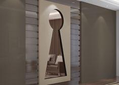 Miroir, mod: LOUVAIN Furniture, Home Decor, Solid Wood, Contact Form, Grand Designs, Mirrors, Interior Design, Home Interior Design, Arredamento