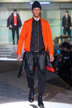 Dsquared2 Fall 2014 Menswear Fashion Show