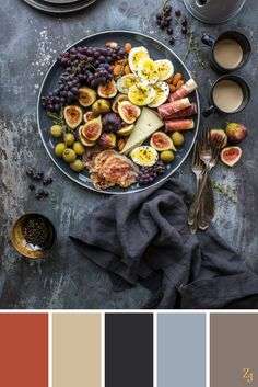 ZJ Colour Palette 97 #colourpalette #colourinspiration
