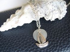 sailing under the moonlight necklace
