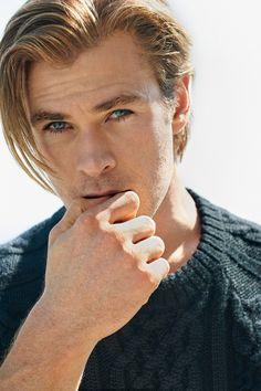 Chris Hemsworth, Details magazine 11/2013