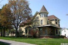 Victorian Home, Alma, MI