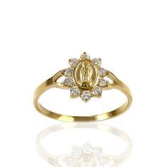 Engagement ring virginity