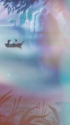 The Little Mermaid Ariel and Eric #disney #littlemermaid - Kiss The Girl