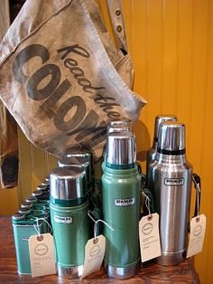 Stanley family | Stanley Thermos | Pinterest