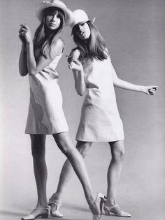 Pattie and Jenny Boyd