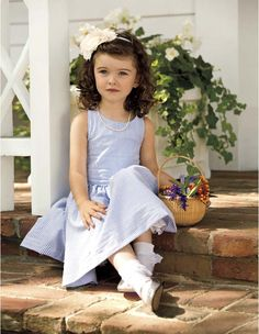 Dress them up for a special occasion or down for a day of fun in this season's playful styles