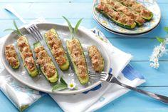 Ricetta Fiori di zucca ripieni al forno | Mamma Gy