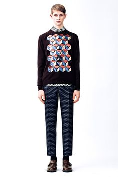 #Menswear  #Trends Christopher Kane Fall Winter 2015 Primavera Verano #Tendencias #Moda Hombre