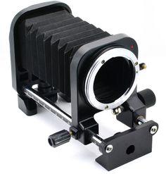 Macro lens Fold bellows for Canon 550D 600D 650D 1100D 50D 40D 450D 7D DSLR SLR