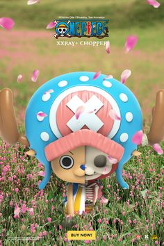 """The XXRAY Plus One Piece collection of dissected art toy expands! Bring the XXRAY Plus Chopper home, order now at the link! 6"""" tall vinyl dissected art toy. Designer Toys, Chopper, Sonic The Hedgehog, Animation, Link, Artist, Stuff To Buy, Collection, Choppers"""
