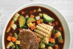 Cómo hacer Mole de olla tradicional | Receta de la abuela Slow Cooker Recipes, Soup Recipes, Cooking Recipes, Healthy Recipes, Kinds Of Soup, Mole, Mexican Food Recipes, Ethnic Recipes, Ratatouille