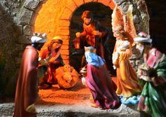 CASA PESEBRE 02 Wordpress, Painting, Home, Nativity Sets, Painting Art, Paintings, Painted Canvas, Drawings