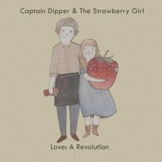 Black Forest Wedding by Captain Dipper & The Strawberry Girl