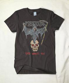 Yeezus Shirt Yeezus indian skeleton tshirt kanye by LEADtheLoom