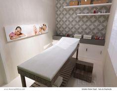 Resultado de imagem para sala de depilação