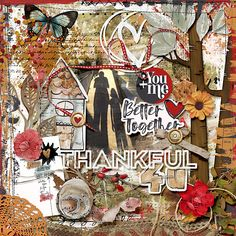 Life is: Feeling Grateful - kit by Little Butterfly Wings & Studio Basic Life is: Feeling Grateful - extras by Little Butterfly Wings & Studio Basic Life. Butterfly Wings, Thankful, Grateful, Digital Scrapbooking, You And I, How To Find Out, Make It Yourself, Holiday Decor, Gallery