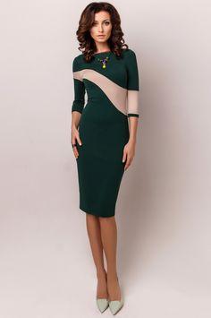Необычное платье с изюминкой от дизайнера в интернет-магазине. | Skazkina