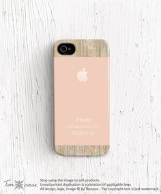 Apple logo pink iPhone 5c case iPhone 4 case iPhone 4s by TonCase, $19.99