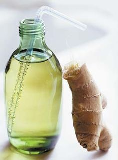 Homemade Ginger Ale offers many health properties, including relieving indigestion and other stomach aches.data-pin-do=