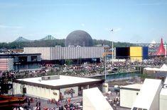 Expo 67 - Kodak Pavilion - page 1 Expo 67, Big Show, Canada, World's Fair, Images, Photos, Memories, Retro, Building