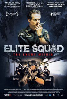 Elite Squad The Enemy Within Movie Online. After a prison riot, former-Captain Nascimento, now a high ranking security officer in Rio de Janeiro, is swept into a bloody political dispute that involves government officials and paramilitary groups. Action Film, Action Movies, Prison, Wagner Moura, Coppola, Film D'action, Drama Film, Elite Squad, City Of God