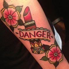 10 tatuagens de batom de quem é realmente apaixonado por maquiagem