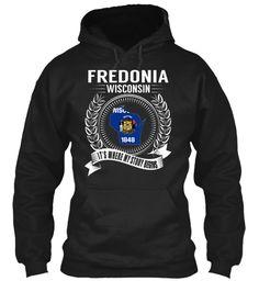 Fredonia, Wisconsin - My Story Begins