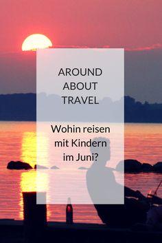 Urlaubszeit! Gerade der Juni bietet sich für einen schönen Familienurlaub an. Ihr müsst nicht teure Flugreisen auf Euch nehmen, um in die Wärme und Sonne zu kommen. Nördliche Länder sind gerade jetzt am schönsten, die Tage am längsten, das Licht ganz herrlich! Städtereisen finden im Freien statt und ihr trotzt nicht in Museen oder Cafes dem Regen oder der Kälte. Also, nichts wie los!- Lasst Euch von unseren Vorschlägen inspirieren und genießt den Frühsommer!