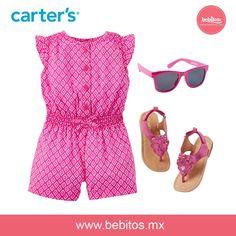 Carter´s -30% en su línea de verano #Niñas #Moda #Ofertas #Promo www.bebitos.mx
