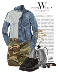 """""""Off Duty Chic"""" by dawn-scott ❤ liked on Polyvore featuring Oris, Gap, Aéropostale, Yves Saint Laurent, Isabel Marant, Lancaster and STELLA McCARTNEY"""