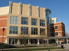 Marshall University (Huntington, WV): John Deaver Drinko Library #college #textbooks