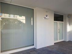 Tende Per Ufficio Verticali : Tende verticali marca pratic modello windy in tessuto cristal