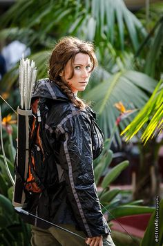Katniss Everdeen | Anime LA 2013