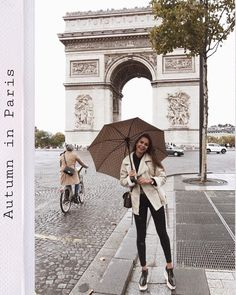"""31.3 χιλ. """"Μου αρέσει!"""", 268 σχόλια - Emelie Natascha Lindmark (@emitaz) στο Instagram: """"They rain didn't stop us #paris """""""