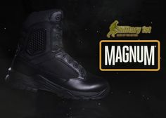 Magnum Strike Force Boots At Military1st