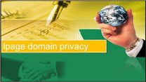 ipage domain privacy
