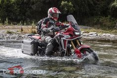 Launch: Honda Africa Twin – Motorcycle news, reviews & riding tips - bikesales.com.au