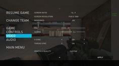 Image result for game main menu